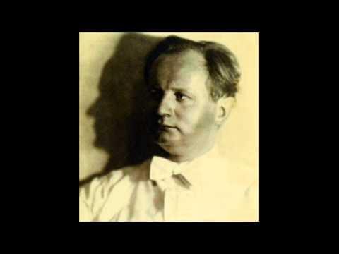 Kempff plays Schubert Piano Sonata in D Major D850