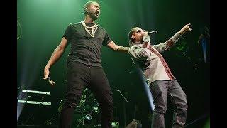Usher & Lil Jon in Melbourne RnB Friday's Live 2018