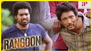 Rangoon Movie Fight Scene | Daniel Annie Pope reveals the truth | Gautham Karthik | Siddique