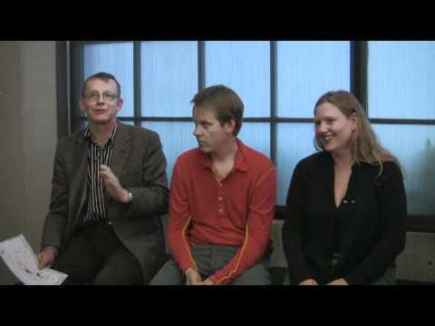 Designing Media: Hans Rosling with Ola Rosling and Ana Rosling Rönnlund