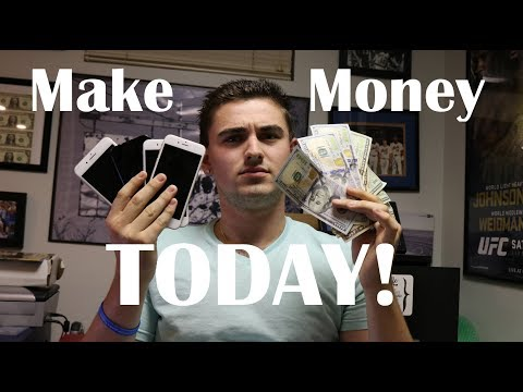 How To Flip Phones and Make Money TODAY | NEW AND UPDATED!