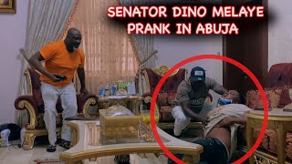 Download Zfancy Comedy - SENATOR DINO MELAYE PRANK IN ABUJA (Zfancy)