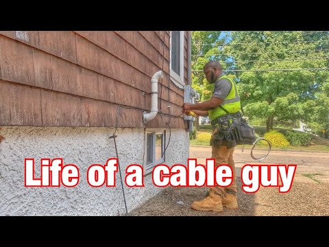 Life of a cable technician Ep# 7