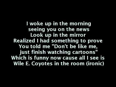Kendrick Lamar - Cartoon & Cereal (Lyrics On Screen)