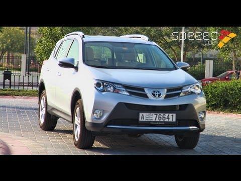 Toyota RAV4 - تويوتا راف 4 - YouTube