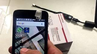 Instalação e configuração de câmera espiã Wi-Fi câmera escondida câmera sem fio câmera secreta IP