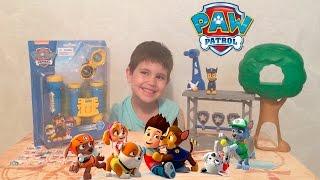 Набор Щенка шпиона Щенячий Патруль Paw Patrol Набор шпиона Новая игрушка Premium Toys Компас Бинокль