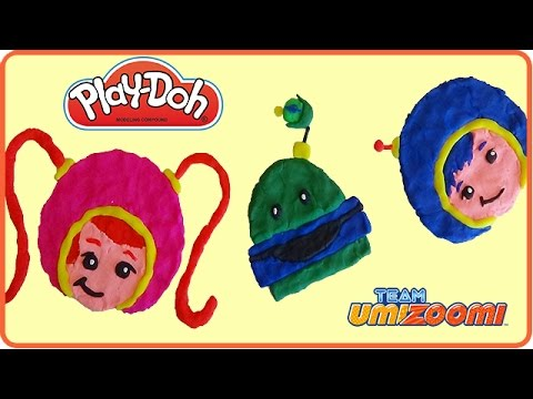 play doh team umizoomi toys for kids youtube. Black Bedroom Furniture Sets. Home Design Ideas