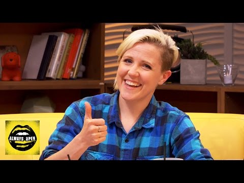 Always Open: Ep. 28 - Hannah Hart and the Shameless Plugs | Rooster Teeth
