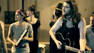 The Wooden Sky & Evening Hymns - Oh My God (live in Paris) - Acoustic Session