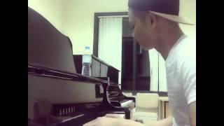 Anh Đi Nhé - Anh Quân idol demo( version piano)