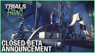 Trials Rising: Closed Beta and Launch Announcement Gamescom 2018  | Gameplay Trailer | Ubisoft [NA]