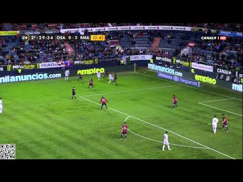 Copa Del Rey 15 01 2014 - Osasuna v Real Madrid - HD - Full Match - 2ND - Spanish Commentary