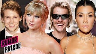 Taylor Swift Secretly PREGNANT & Married To Joe?! Justin Bieber CHEATING w/ Kourtney Kardashian?!