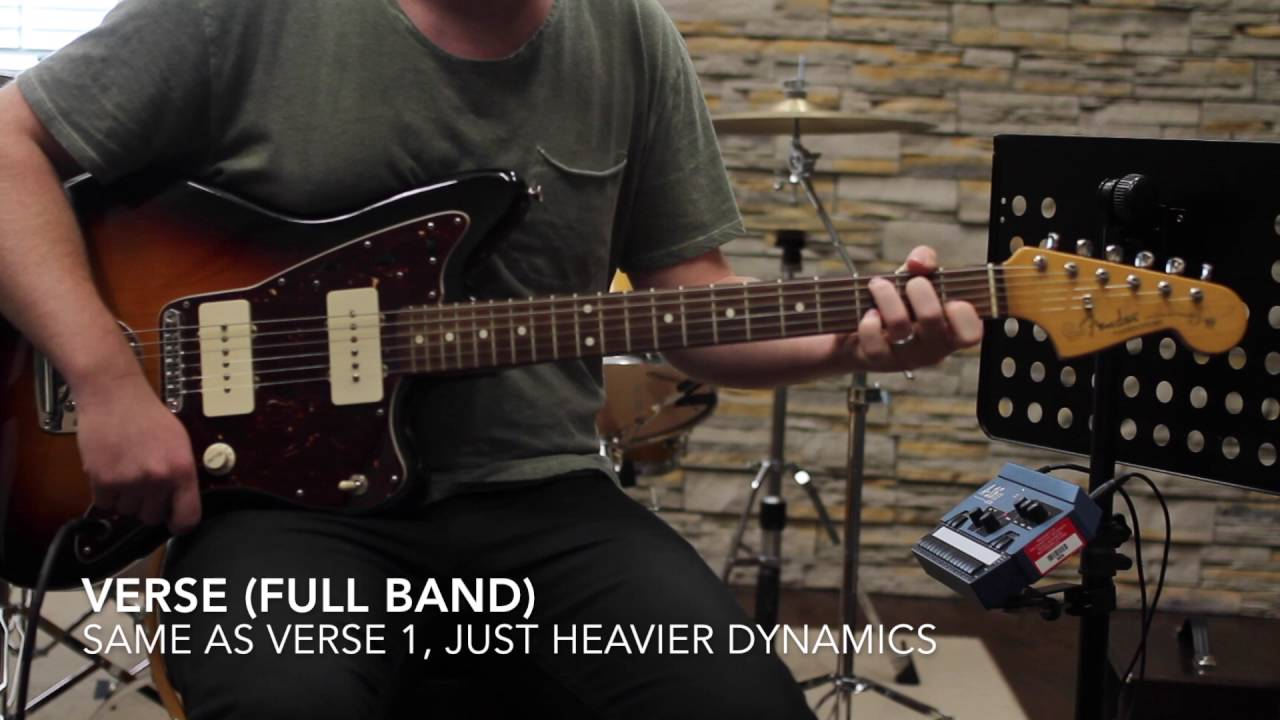 We Believe Guitar Tutorial Youtube