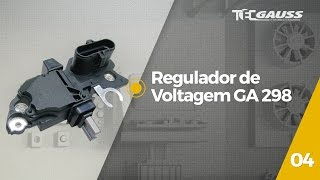 Video #TecGauss 04 - Regulador de Voltagem GA 298 download MP3, 3GP, MP4, WEBM, AVI, FLV Oktober 2018