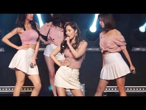 170831 달샤벳(Dal★shabet) Girl's Live in Busan B.B.B - 우희