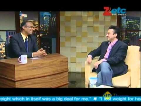 Adnan Sami With Komal Nahta
