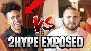 2HYPE vs LOS Beef EXPLAINED! 🔥THE TRUTH ABOUT 2HYPE FT. Zackttg, Kristopher London, LosPollosTv