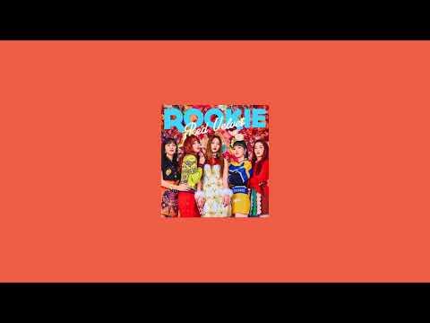 Red Velvet ( 레드벨벳 ) - Rookie ( Audio, MP3 )