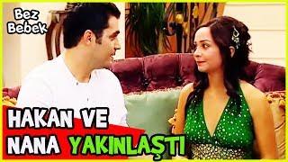 HAKAN VE NANA'NIN ROMANTİK AKŞAMI - Bez Bebek 78. Bölüm