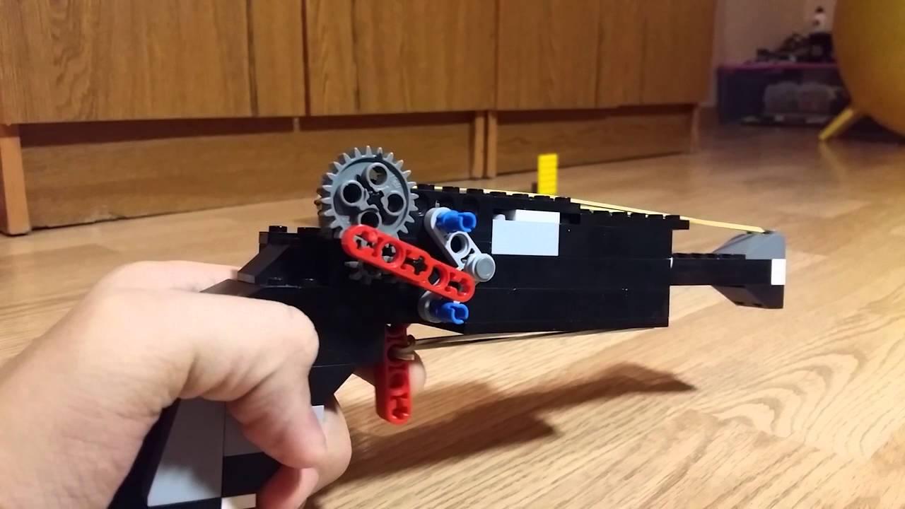 популярной как сделать резинкострел из лего фото инструкция мужчины