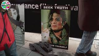 Michael Jackson Docu Attracts More Police Than Protesters At Sundance, For Now