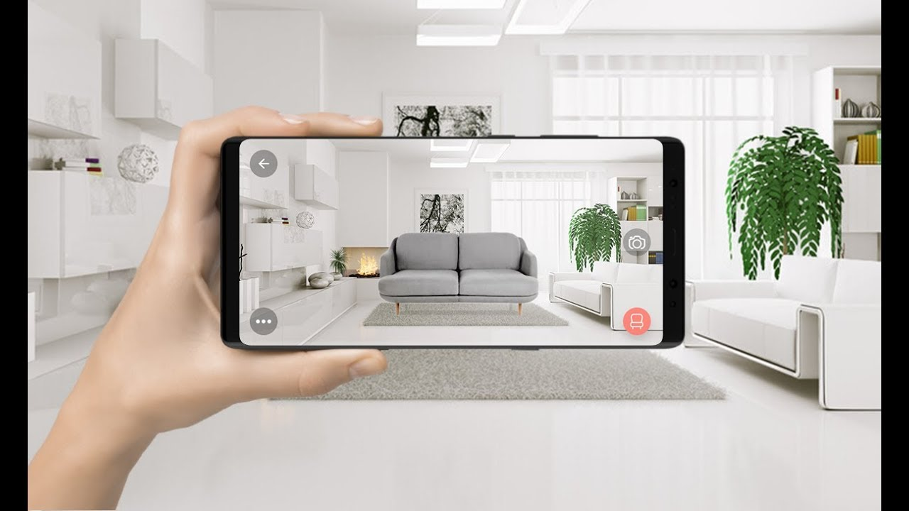 Myty Ar Interior Designing Experience With Augmented Reality Youtube
