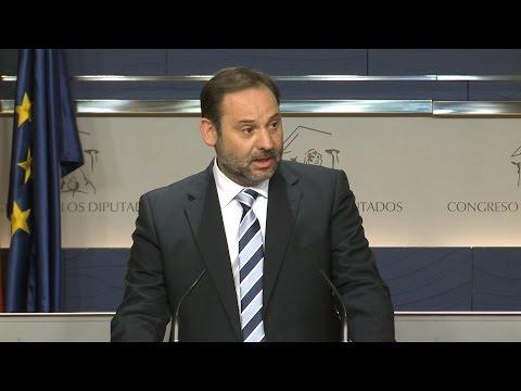 """PSOE y C's ven """"coincidencias"""" sobre la cuestión territorial"""
