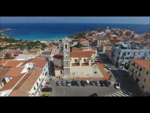 Santa Teresa Gallura ripresa da un Drone