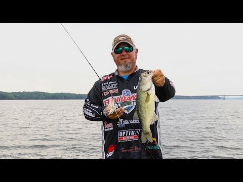 How to fish the Hair Jig with Buddy Gross