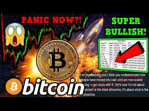 BITCOIN PANIC!! Is THIS PUMP a BULL TRAP? TOP 5 Reasons To Be BULLISH on $BTC!! 🚀