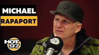 Michael Rapaport Goes OFF on the Brooklyn Nets & NY Knicks + Off-beat Rappers 'Like Meek Mill'