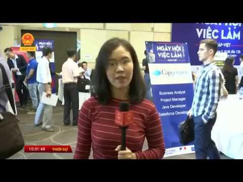 France Vietnam Job Fair 2017 - On TV News