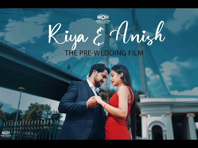 Best Pre-wedding PATNA || Riya & Anish || MOH - MEMORIES OF HAPPINESS || Kolkata Location