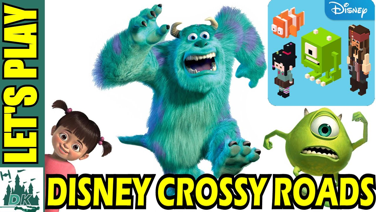 Monsters Inc Comes To Disney Crossy Roads | | DisKingdom com