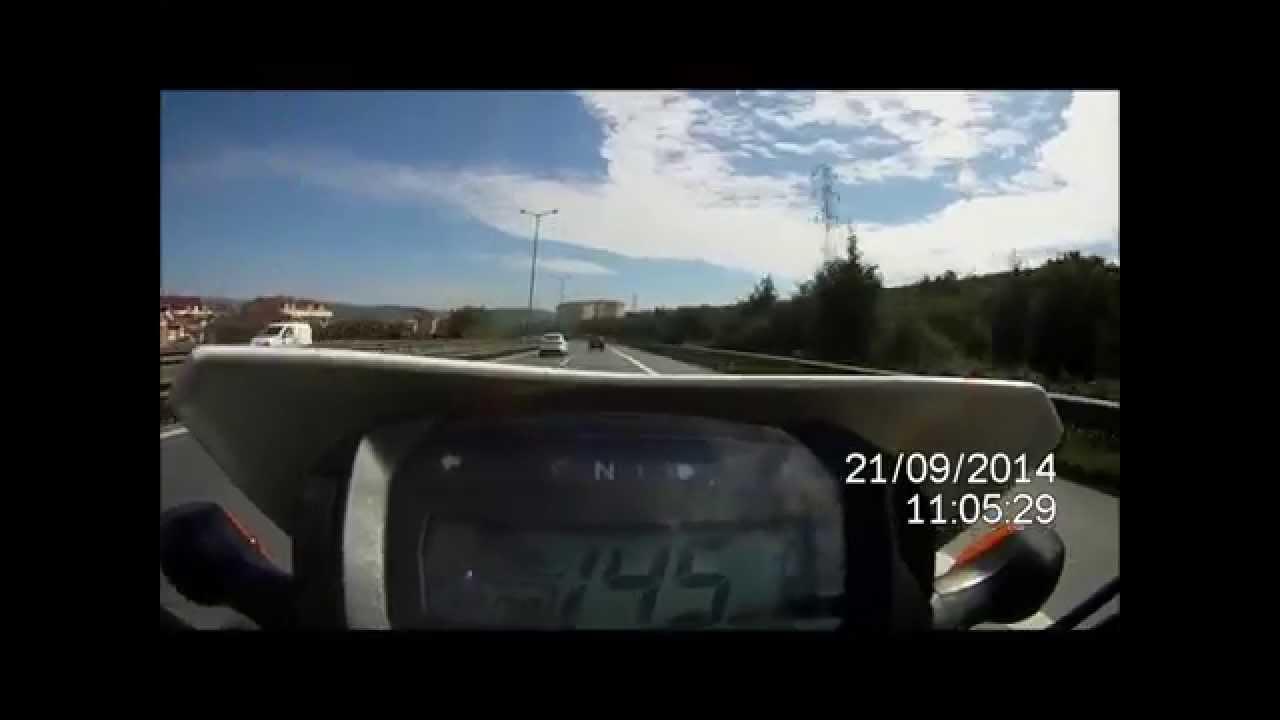 crf 250 l top speed