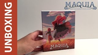 [Unboxing] Maquia - Edition Collector Combo Blu-Ray/DVD