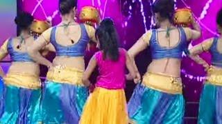 Super Star Junior- 5| Ann Benson | 'Aasai Adhigam Vachu…'(Performance round)