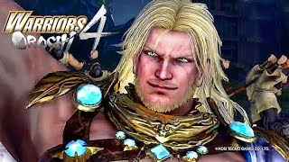 WARRIORS OROCHI 4 First Gameplay Reveal | PS4, PC, XB1, SWITCH 2018