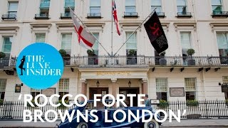 Rocco Forte Brown's Hotel | Junior Suite by The Luxe Insider