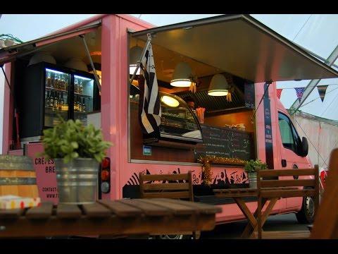 SigaElFoodTruck - Puerto Venecia (Zaragoza) Christmas Market Diciembre 2014 - Food Trucks en España