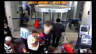 [Cotidiano] PF divulga imagens de assalto à Caixa Econômica Federal do Espinheiro