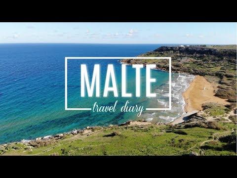 ♡ Malte - Travel Diary