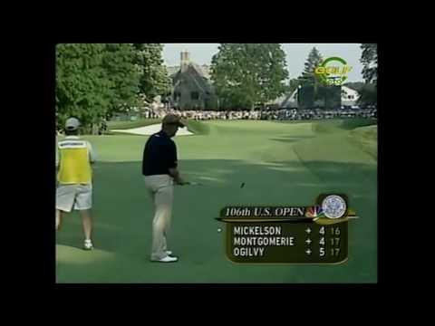 2006 US Open - Monty