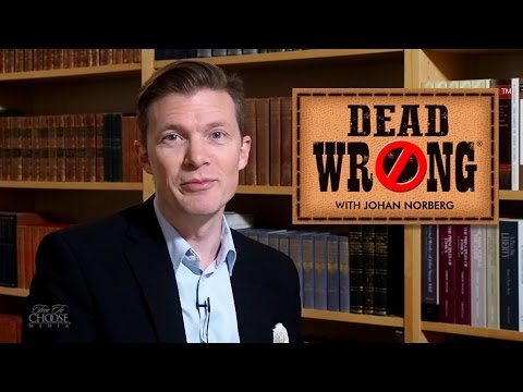 Dead Wrong® with Johan Norberg - Protectionism Kills Jobs