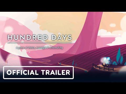 Hundred Days: Winemaking Simulator - Official Trailer | gamescom 2020