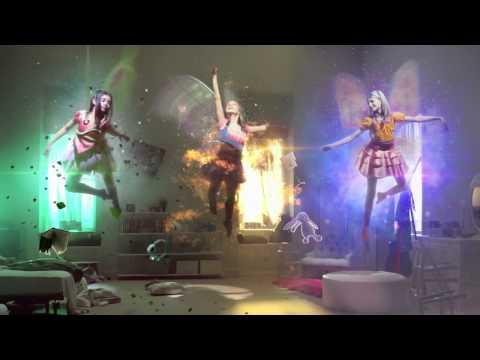Winx Club:Believix Dolls Commercial/Advert Collection! Jakks Pacific Commercial! HD!