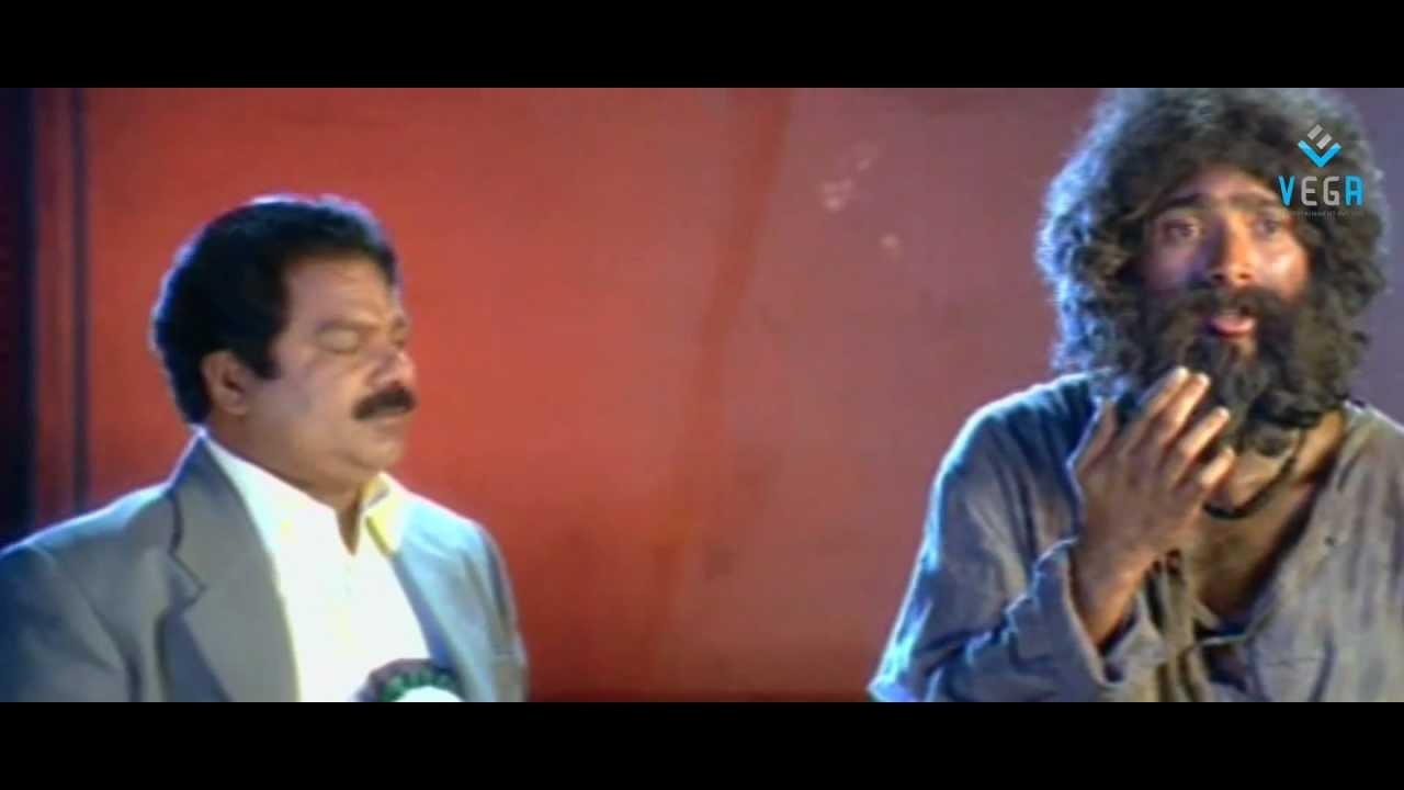 Uday Kiran As Beggar - Nee Sneham - YouTube