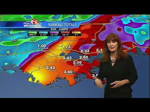 Thursday Night: Hurricane Watch